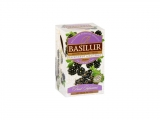 BASILUR FRUIT BLACKCURRANT & BLACKBERRY PŘEBAL 20X1,8G