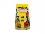 BASILUR FRUIT INDIAN SUMMER PYRAMID 15X2G
