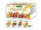 VITTO MIXFRUIT QUATTRO PLEASURE FRESH SELECTION