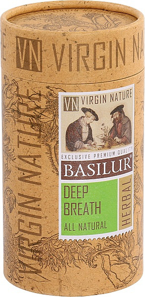 BASILUR Virgine Nature Deep Breath 20x1,3g