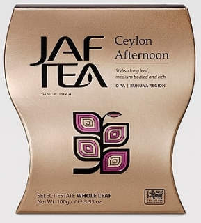 JAFTEA 10/19 Black Ceylon Afternoon OPA papír 100g