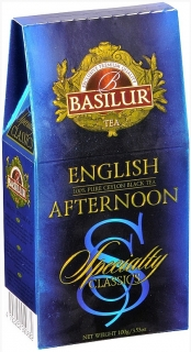 BASILUR Specialty English Afternoon papír 100g