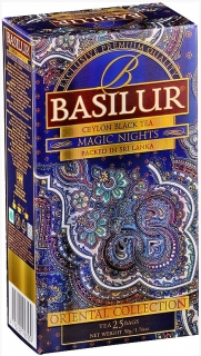 BASILUR Orient Magic Nights nepřebal 25x2g