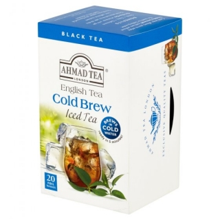 AHMAD TEA Ledový čaj English Tea 20x2g