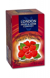 London Raspberry Rendezvous 20x2g