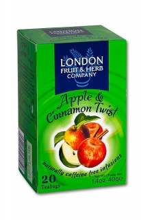 London Apple Cinnamon Twist 20x2g