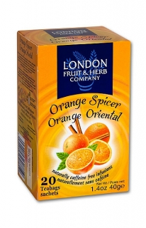 London Orange Spicer 20x2g