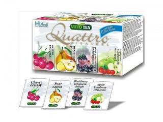 VITTO MIXFRUIT QUATTRO PLEASURE PREMIUM SELECTION