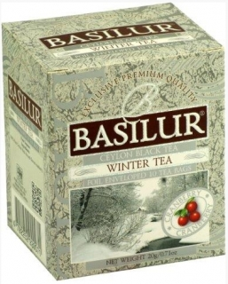BASILUR Four Seasons Winter Tea přebal 10x2g