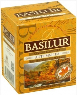 BASILUR Four Seasons Autumn Tea přebal 10x2g